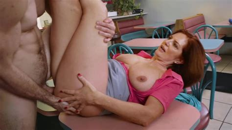 Small Town Milf Waitress Fucks A Hot Young Guy In The Restaurant Pornid Xxx