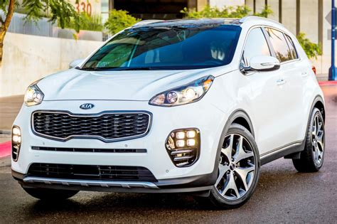 2017 Kia Sportage Pricing