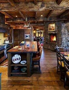 100, Best, Rustic, Western, Style, Kitchen, Decorations, Ideas