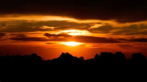 Beautiful Sunset Landscape Iphone Wallpapers 16779