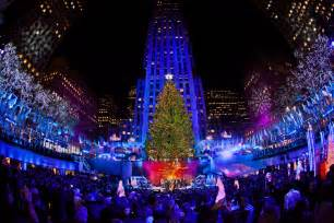 Rockefeller Plaza Christmas Tree Lighting 2015 Performers by Lighting Up The East Coast Northeast Travel Inspirations