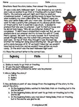 fun point  view worksheet  worksheet supports