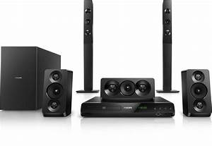 5.1 DVD Home theater HTD5550/94