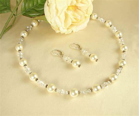 Wedding Jewelry Ideas : Unique Handmade Bridal Jewelry
