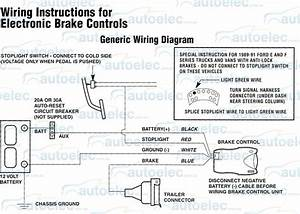Wiring Diagram For Tekonsha P3 Brake Controller