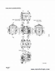 Komatsu Hydraulic Excavator Pc300