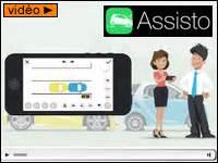 Imprimer Constat Amiable : pratique assisto un constat amiable d 39 accident sur smartphone ~ Gottalentnigeria.com Avis de Voitures