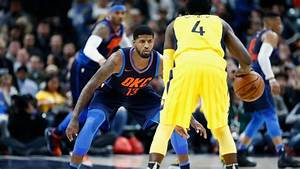 NBA wrap: Thunder lift Paul George in return to ...