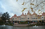 Disneyland Paris, Chessy, France - Overcast weather at ...