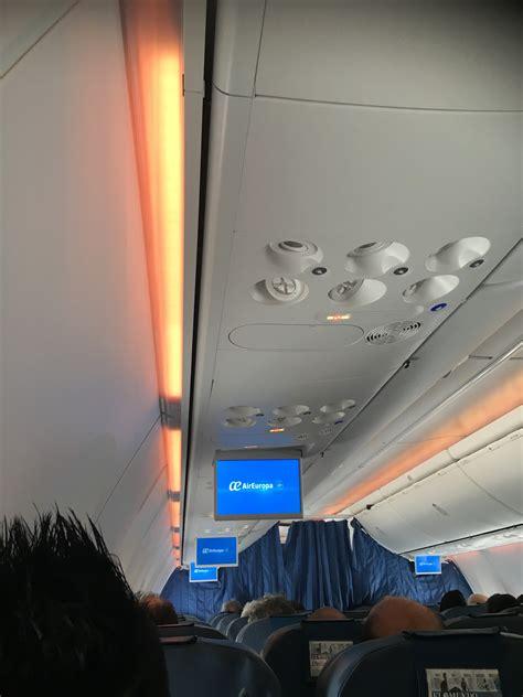 cabine siege plan de cabine air europa boeing b737 800 seatmaestro fr