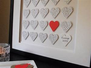 Great first wedding anniversary gift ideas north for Wedding anniversary gift ideas