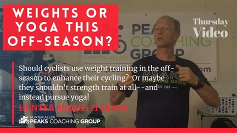 Maybe you would like to learn more about one of these? Strength Training for Endurance Athletes - YouTube