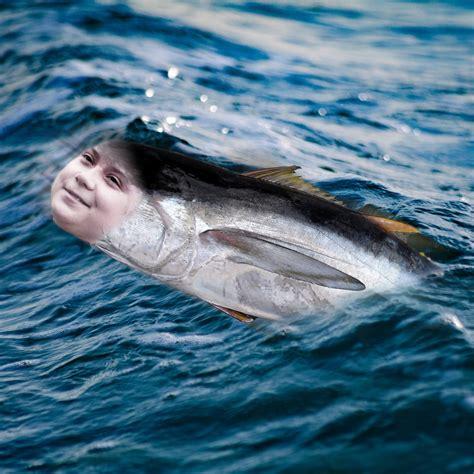 greta thunfisch ist ne dreckige schub