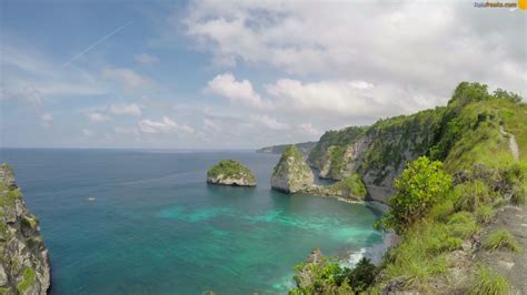 top   visit tourist attractions  nusa penida bali