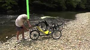 Recumbent Trike Canopy  2014