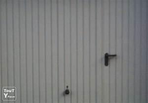 Porte De Garage Avec Portillon : porte de garage avec portillon comme neuve anglards de ~ Melissatoandfro.com Idées de Décoration