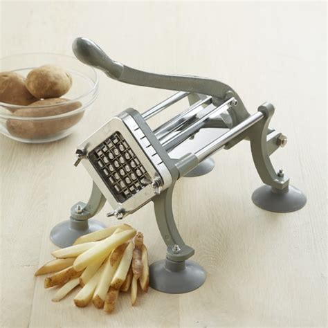 commercial fry cutter weston fry cutter blades williams sonoma