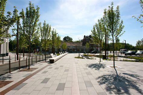 Templeuve By Agence Canopée « Landscape Architecture Works