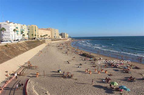 la playa de santa mar 237 a mar en c 225 diz 161 la playita gotocadiz