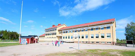 Sjulsmarks skola - Norrfjärdensområdet