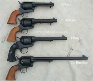 Colt 45 Peacemaker Long Barrel