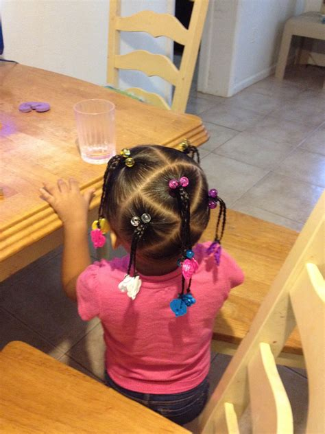 cute mixed hairstyle hairstyles  mixed toddler girl