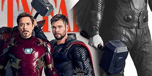 Does Thor Get His Hammer Back in Avengers 3? | Screen Rant