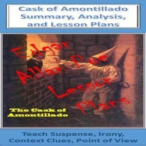 the cask of amontillado essay thesis