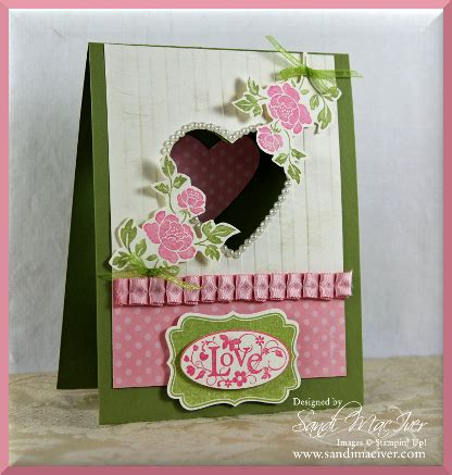 You Are Loved Stampin Up Cards