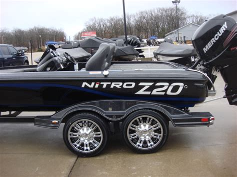 Nitro Boat Cleats by Nitro Z Series Z20 Bass Boats New In Warsaw Mo Us