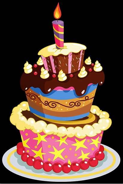 Clipart Kostenlos Kuchen Geburtstag Geburtstagstorte Birthday Happy