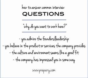 Answer the common interview question quotwhy do you want to for Cover letter why you want to work there