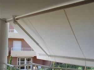 Store Banne Manuel Balcon : store de balcon pas cher installation de stores ext ~ Premium-room.com Idées de Décoration