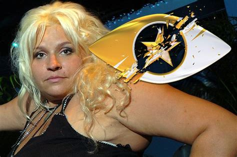 tearful beth chapman lashes out at celebrity big brother after she 39 s forced to pull out mirror