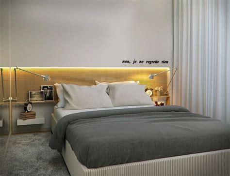 Indirektes Licht Schlafzimmer by Indirekte Beleuchtung Led Kleines Schlafzimmer Wandpaneel