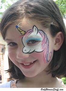15, Easy, Kids, Face, Painting, Ideas, For, Little, Girls, Diy