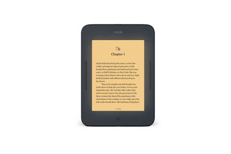 Nook Glowlight 3 Features A New Night Mode Display