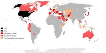 why u s still has so many bases around the world