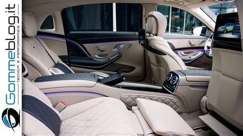 2018 Mercedes Maybach S650 Interior + Exterior