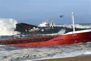 Cargo Ship Accidents