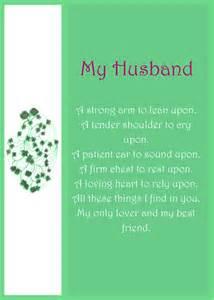Irish Birthday Blessing for Husband