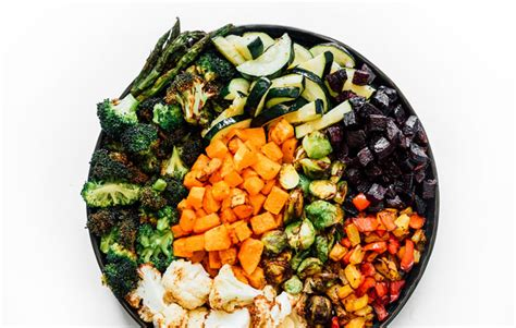 air vegetables fry fryer vegetable any frozen roast roasted cooked veggie healthy background guide