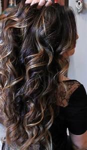 25 Dark Highlighted Hair Long Hairstyles 2017 Long