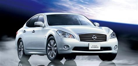 nissan releases  fuga hybrid global newsroom