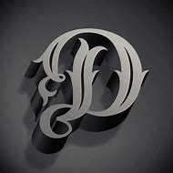 Best 25 Ideas About Letter D Designs