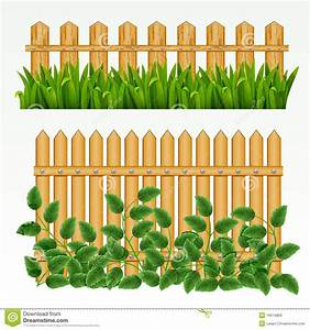 Border and fence. stock vector. Illustration of design ...