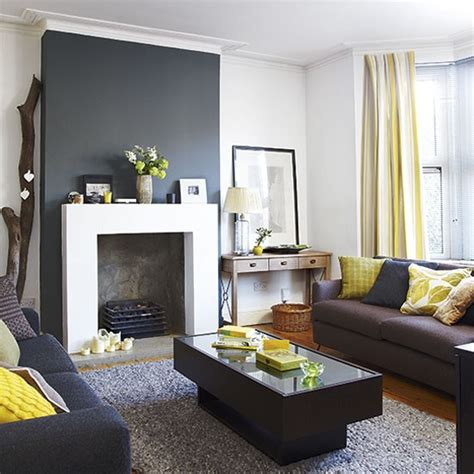 living room chimney breast focal point interior design