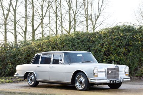 Mercedes benz s600 pullman limousine's average market price (msrp) is found to be from $192,000 to $311,000. 1967 Mercedes-Benz 600 Pullman Limousine - For Sale At Auction