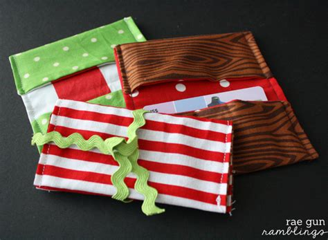 (20 Crafty Days Of Christmas) 10 Minute Gift Card Holders