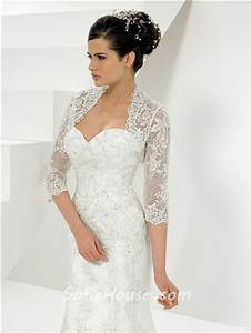 princess mermaid sweetheart lace wedding dress with bolero With wedding dress jacket